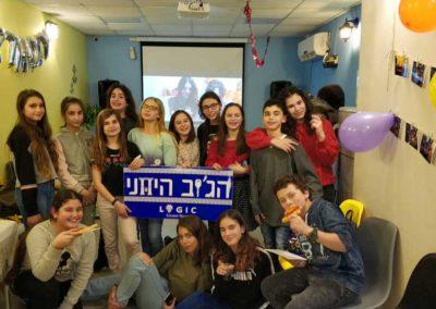 יום הולדת לילדים בג'וב היווני חיפה