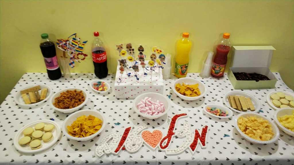 יום הולדת לילדים בג'וב היווני